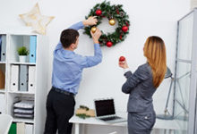 Holiday Decorating…..the safe way!