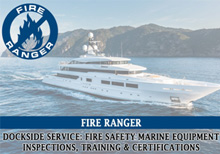 Fire Safety at Sea: Prevention is the BEST Strategy to Protect Your Vessel & Save Lives